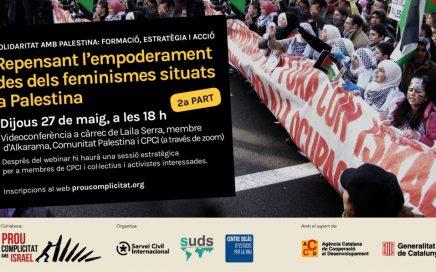 Feminismes situats a Palestina, segona part